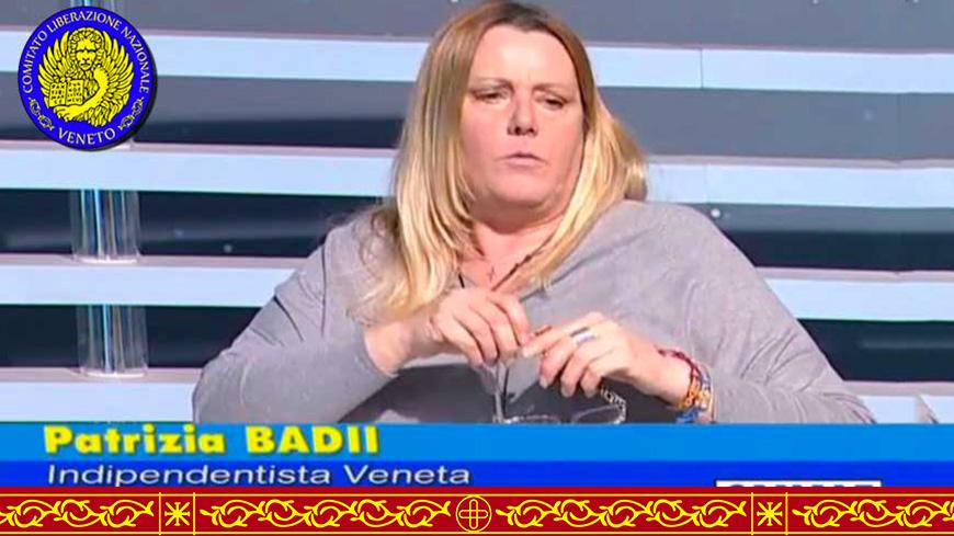 Patrizia Badii spiega il CLNV in Diretta TV