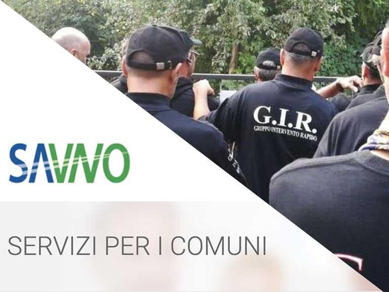 G.I.R del CLNV a San Vendemiano (TV)