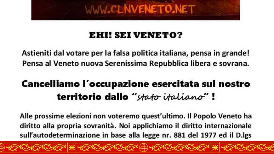 Hei! Sei Veneto?