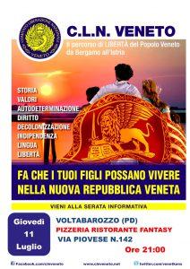 VOLTABAROZZO (PD) @ Pizzeria Ristorante Fantasy   Padova   Veneto   Italia
