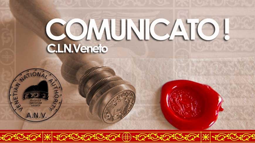 Il C.L.N.Veneto cambia sede