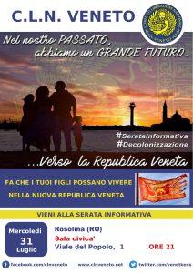 Rosolina (RO) @ Sala civica   Rosolina   Veneto   Italia