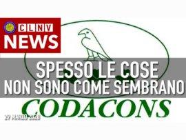CODACONS - non tutto è come sembra
