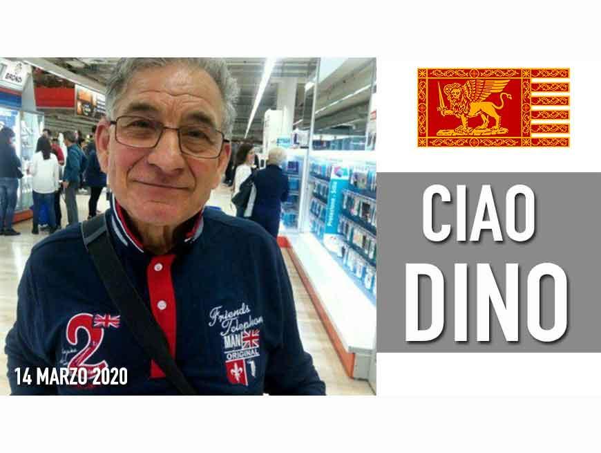 R.I.P. Dino Patriota Serenissimo Grande benefattore Veneto