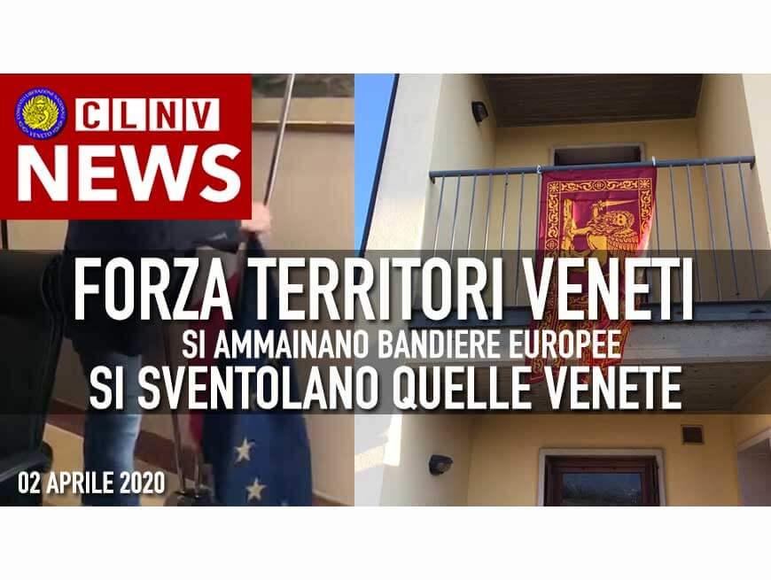 I VENETI UNITI: fuori le bandiere della Serenissima !