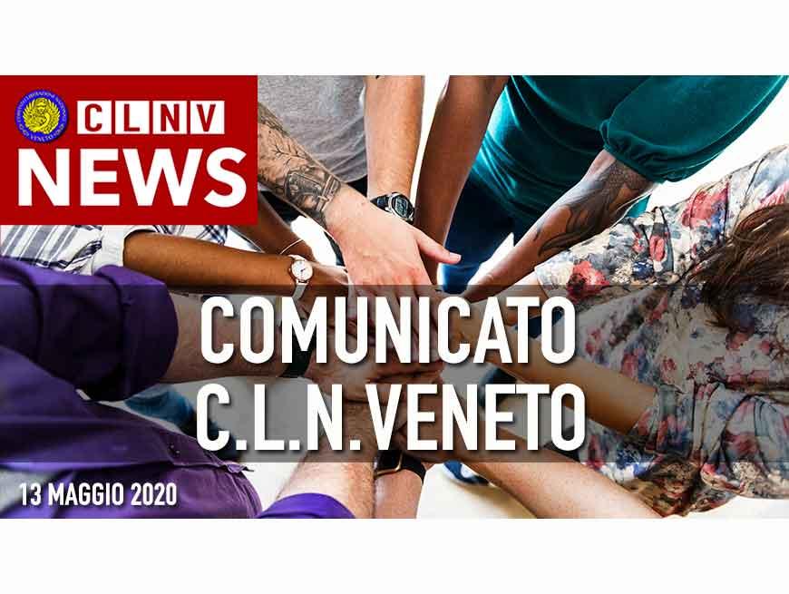 Comunicato del C.L.N.Veneto